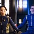 Kulisszatitkok a Star Trek: Discovery két kapitányáról