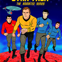 Magyarul szól a Star Trek rajzfilmsorozat