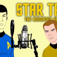 Így készült a Star Trek rajzfilmsorozat magyar szinkronja