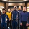 Pike kapitány veszi át a Discovery parancsnokságát a második évadban