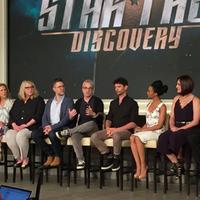 Star Trek: Discovery a 2017-es nyári TCA-n