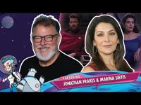 Jonathan Frakes a háborgó rajongókról nyilatkozott a Discovery és a Picard kapcsán