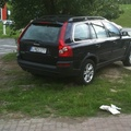 Parkoló VOLVO