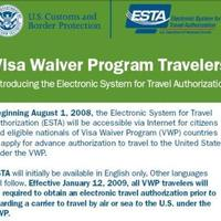 Irány Amerika! ESTA – utazási engedélyt jóváhagyó elektronikus rendszer