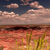 Különleges helyek az USA-ban - Painted Desert