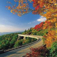 Őszi kirándulás Észak-Karolinában