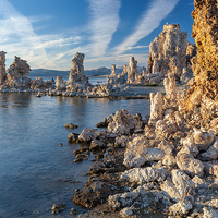 Kalifornia látnivalói - Mono Lake