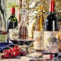 Borkedvelők figyelem - ha bor, akkor Napa Valley
