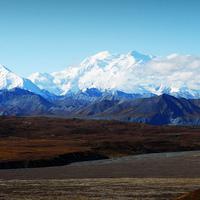 Észak-Amerika legmagasabb hegye - az alaszkai Mount McKinley