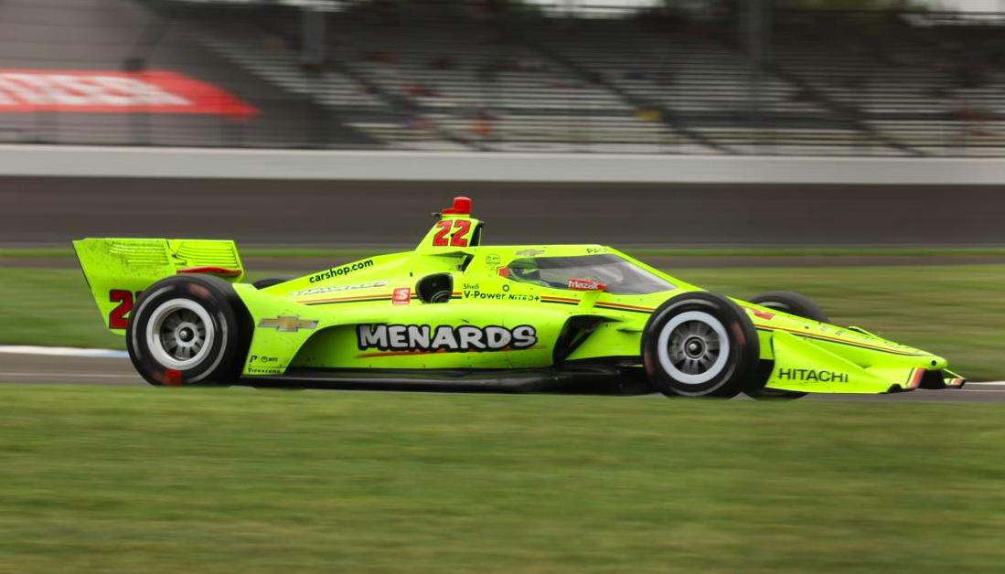 IndyCar: A Team Penske nem indítja jövőre a 22-es autót