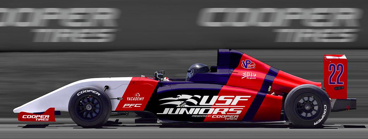 Vadonatúj road-pályás nevelősorozata lesz az IndyCarnak 2022-től
