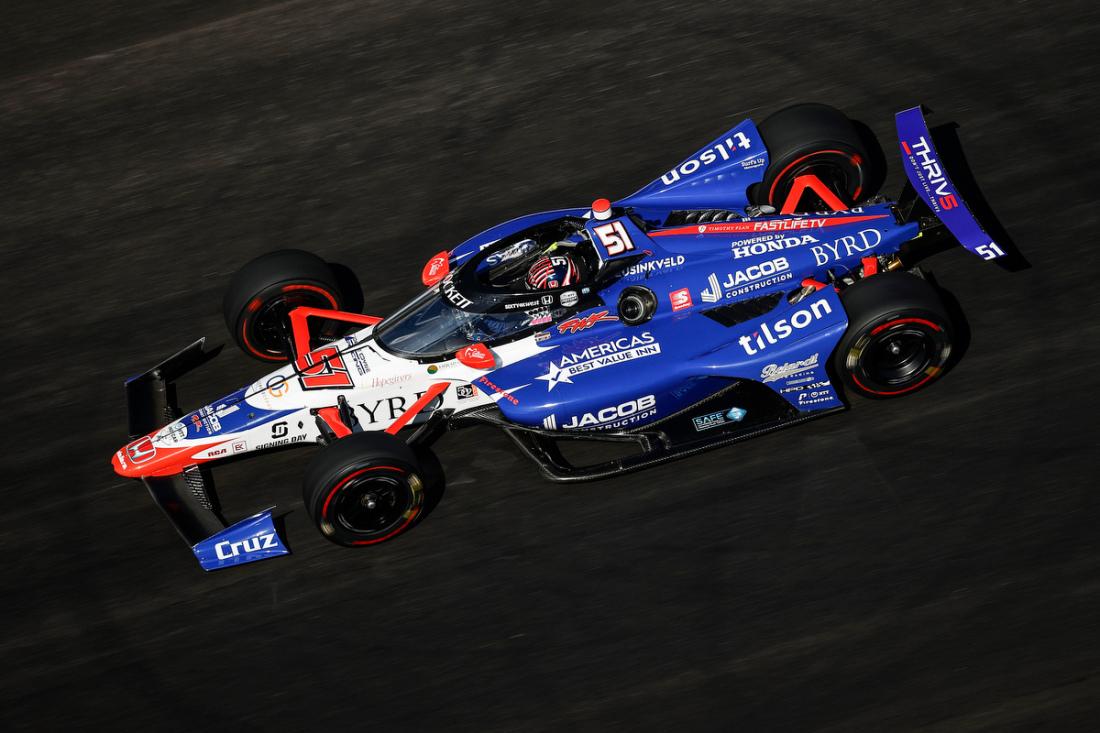 IndyCar: A Dale Coyne Racing bejelentette második és harmadik autóját is