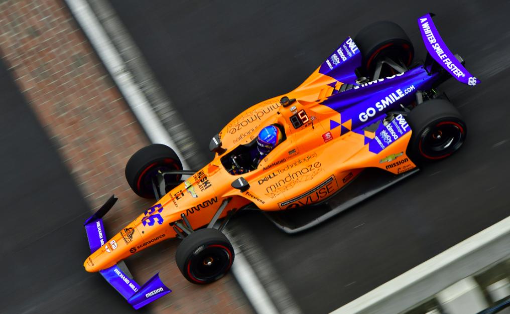 A McLaren továbbra sem tett le a 2020-as IndyCar-szereplésről