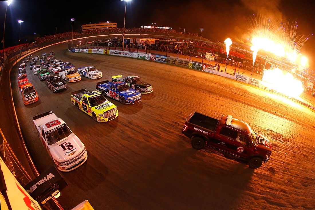 NASCAR: 2021-ben már nem lesz verseny Eldorán