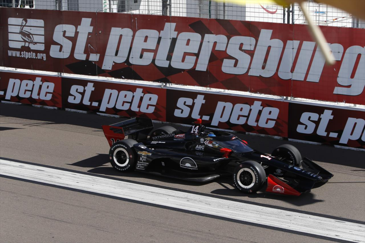 IndyCar: Grosjean az AJ Foyt Racingnél köthet ki?