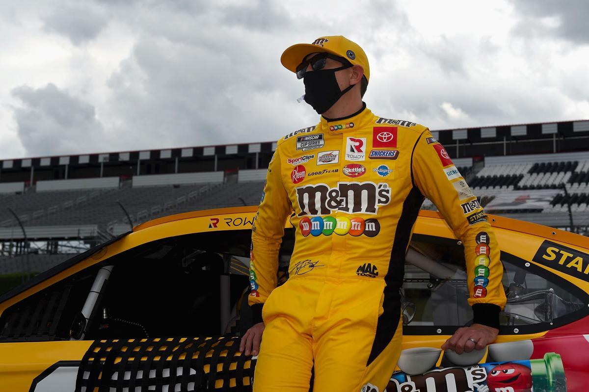 Kyle Busch: Jelenleg értelmetlen az Indy 500-on gondolkodni