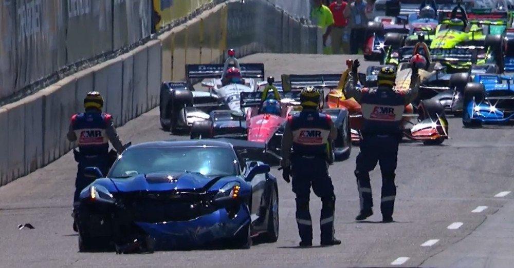 A 2018-as IndyCar-szezon nyolc legabszurdabb jelenete