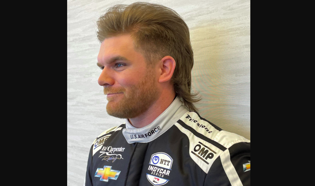 Conor Daly frizurája ellopta a show-t az IndyCar médianapján