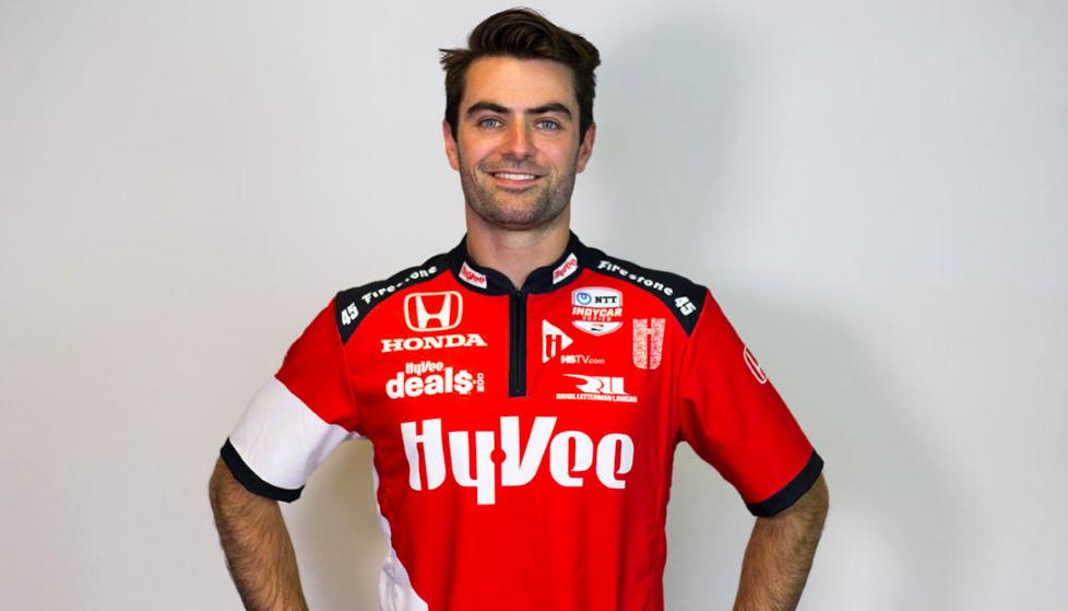 HIVATALOS: Jack Harvey az RLL Racingnél folytatja IndyCar-karrierjét