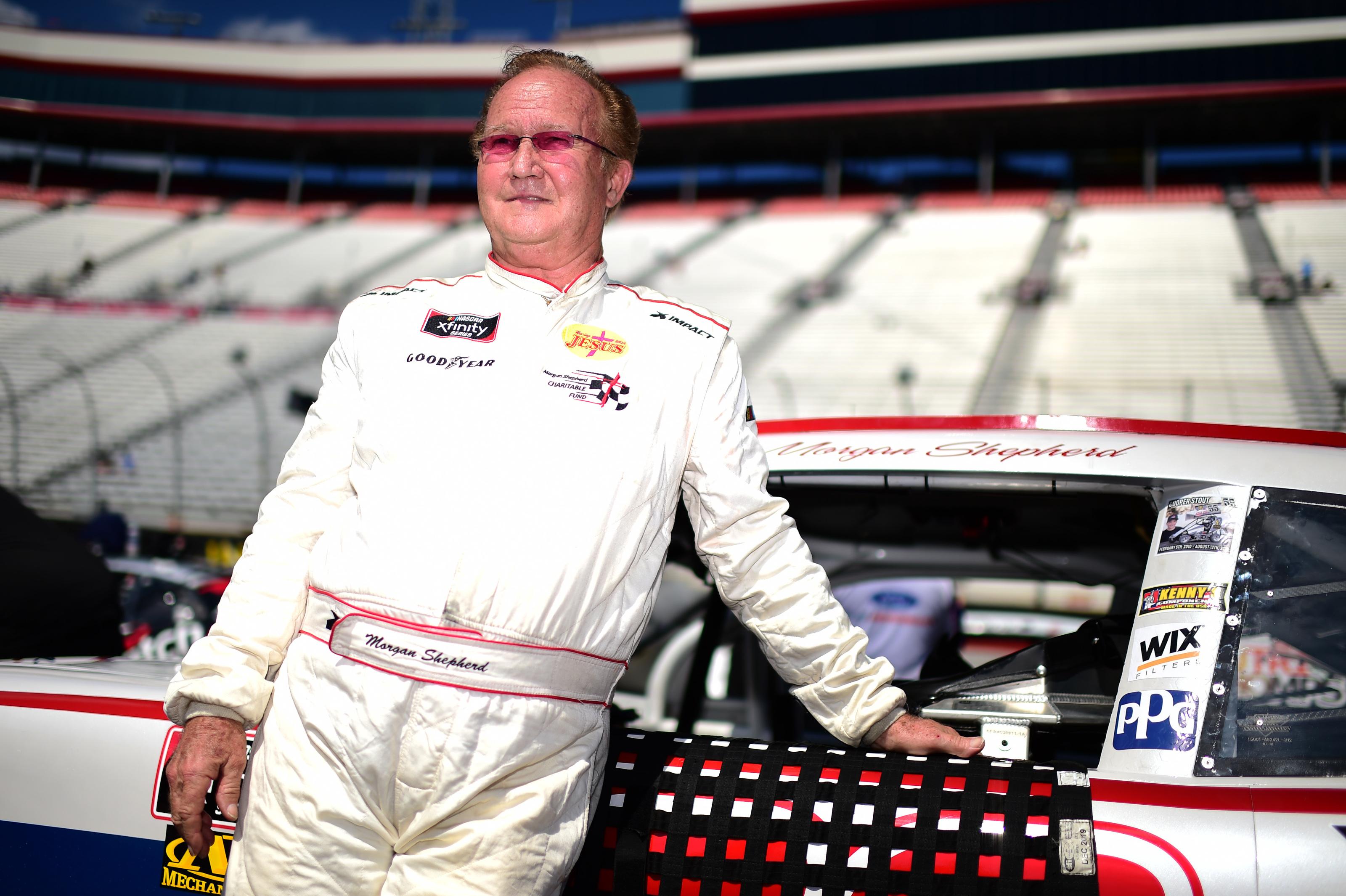 NASCAR: Súlyos betegséget diagnosztizáltak Morgan Shepherdnél