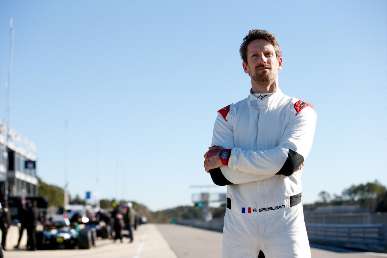 IndyCar: A bahreini balesete miatt nem szponzorálja Grosjeant Gene Haas