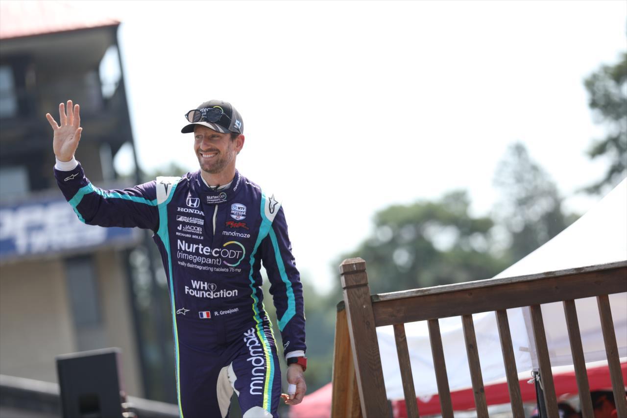 IndyCar: Romain Grosjean az Andretti Autosportnál folytathatja?