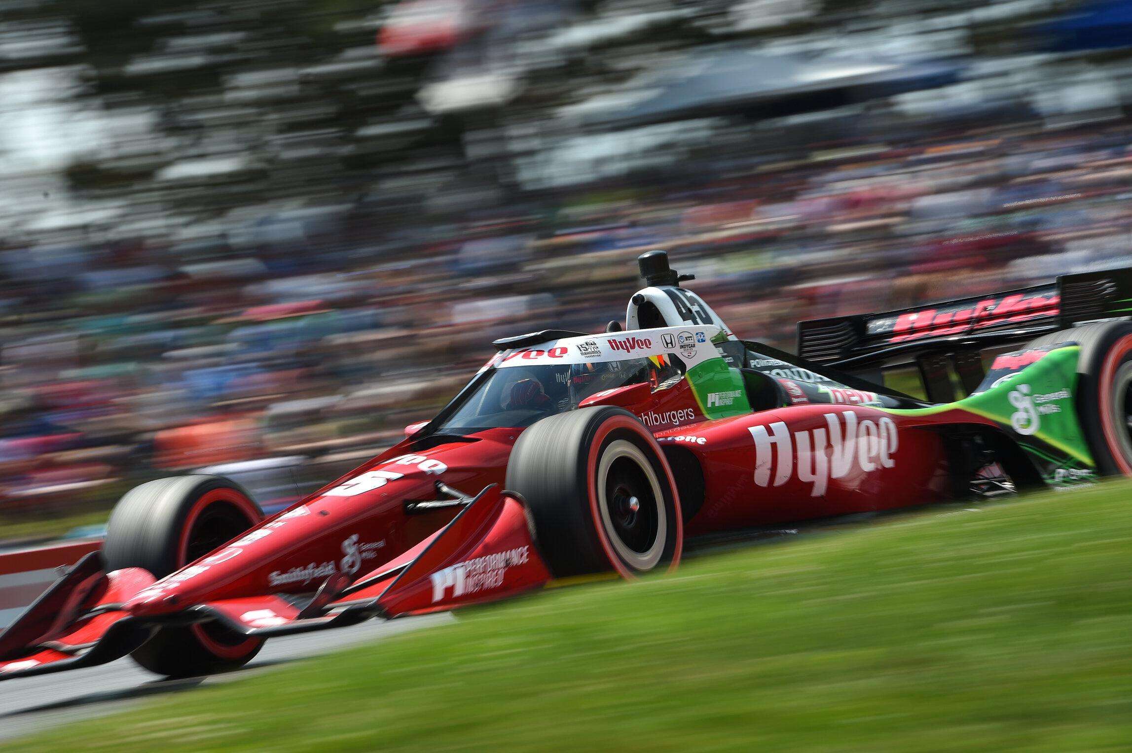 IndyCar: Megvan a nashville-i Music City GP huszonhatodik nevezője