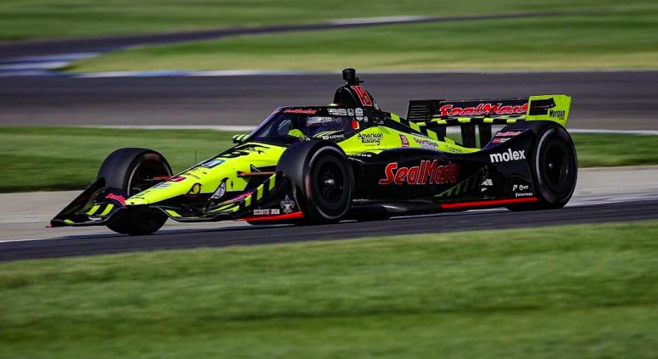 IndyCar: Bejelentette versenyzőjét a Dale Coyne Racing