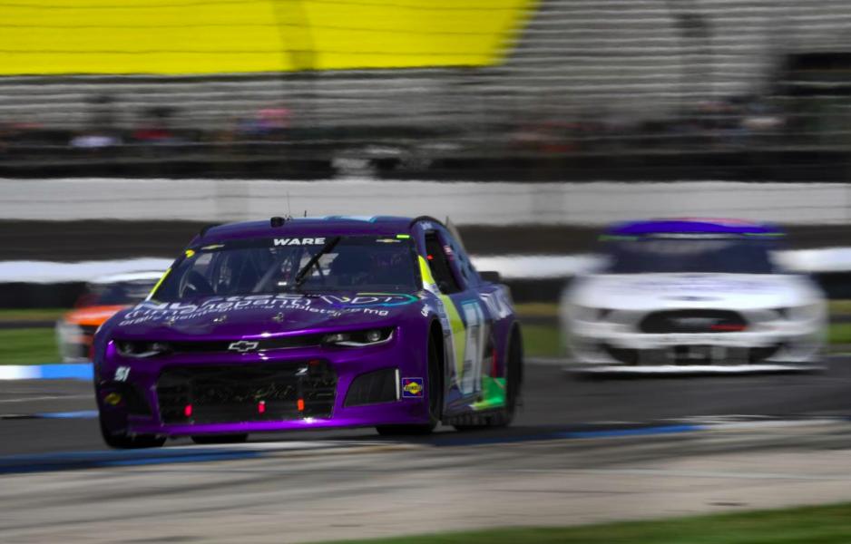 NASCAR: Szövetségre lép a Stewart-Haas Racing és a Rick Ware Racing