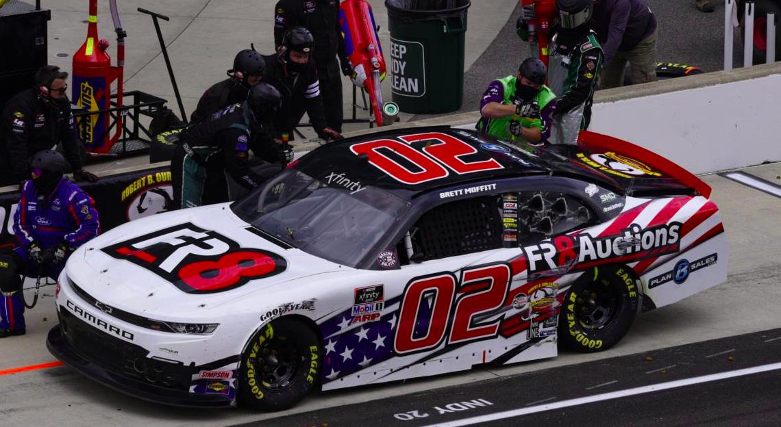 NASCAR: Betegség miatt továbbra sem versenyezhet Brett Moffitt