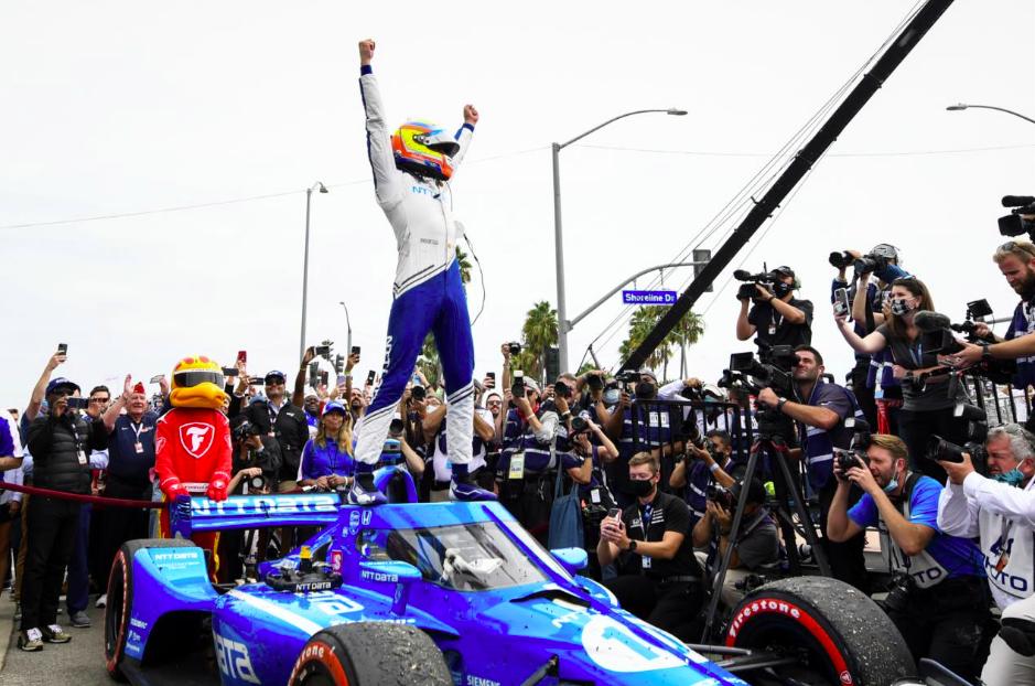 Az IndyCar újdonsült bajnokának meg sem fordul a fejében a Forma-1