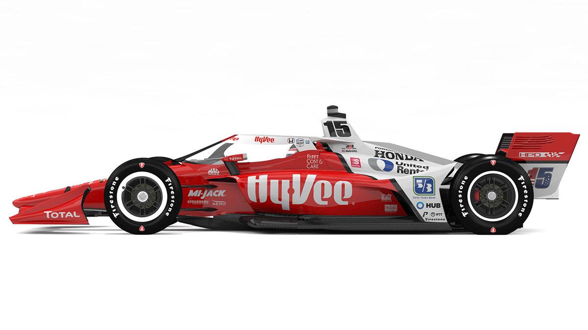 IndyCar: Santino Ferrucci az RLL Racinggel tér vissza