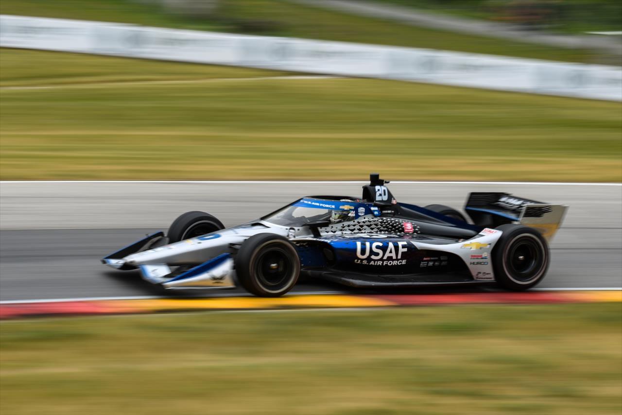 Sajtó: Nico Hülkenberg az Ed Carpenter Racinggel tárgyal