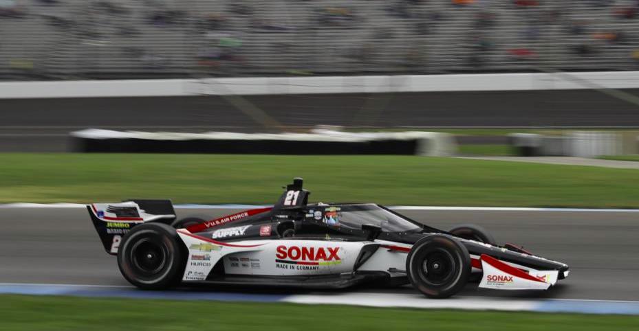 IndyCar: VeeKay a leggyorsabb, Johnson pedig a legszorgalmasabb Barberen