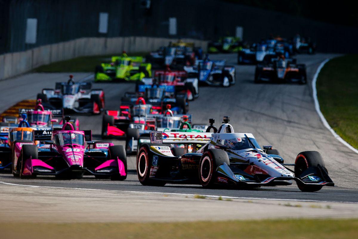 Motorsport-rajongói görbe tükör