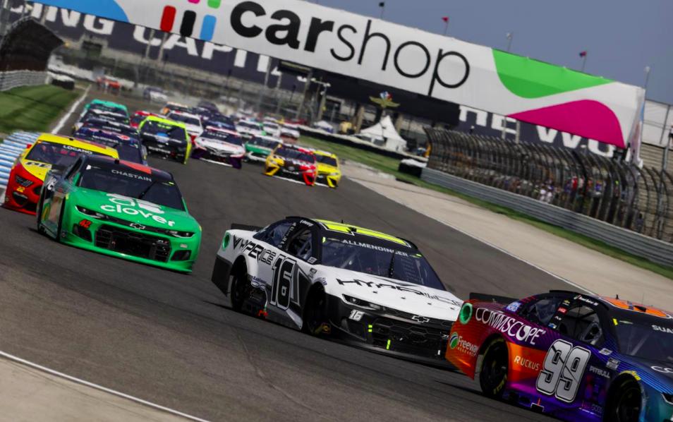 Megérkezett a NASCAR Cup 2022-es versenynaptára