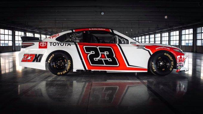 NASCAR: Ilyen lesz Michael Jordanék autója