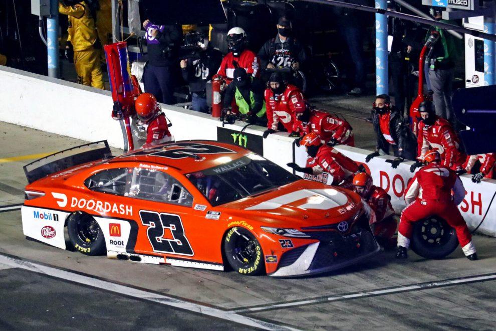 NASCAR: Egy álhír vezetett a 23XI Racing megalakulásához