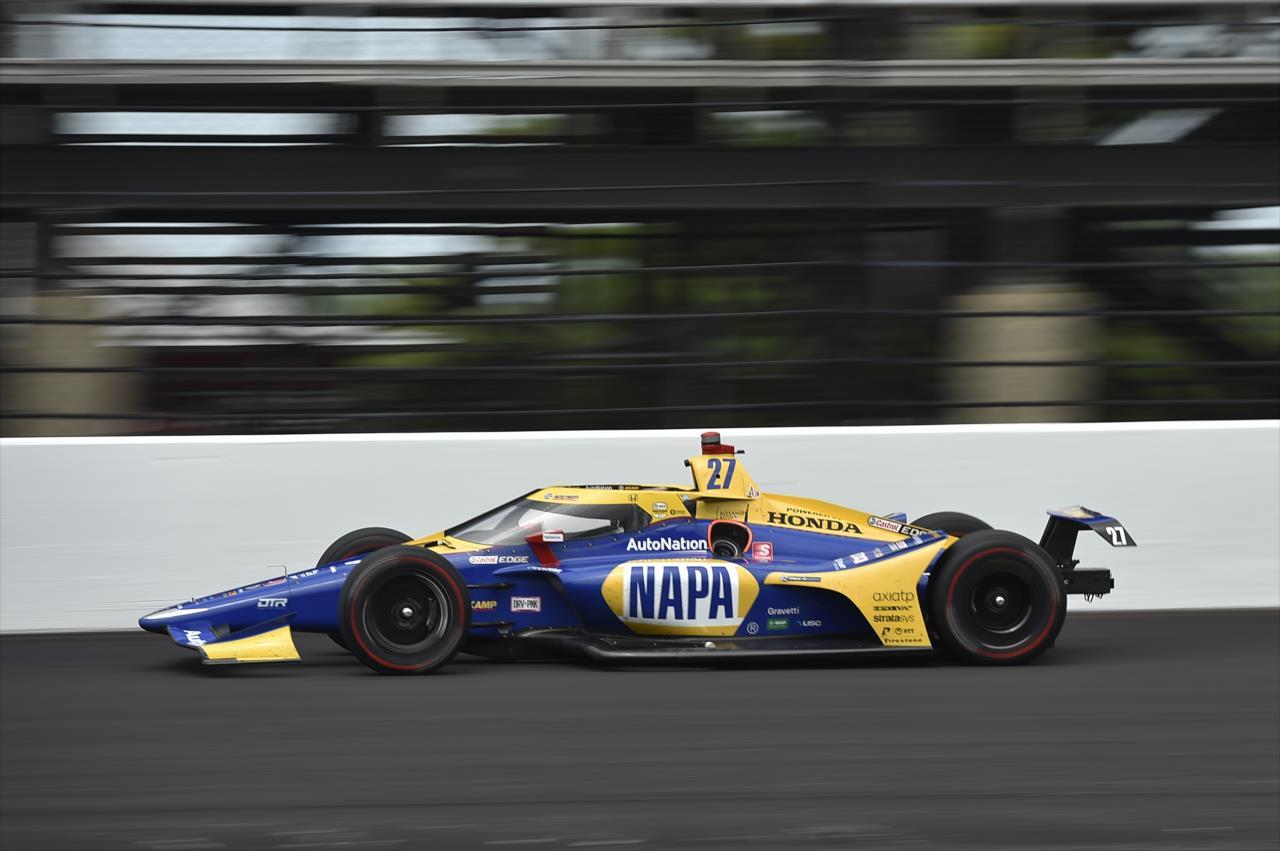 Még nem áll rendelkezésre a hibrid rendszer, az IndyCar viszont máris a pályán teszteli