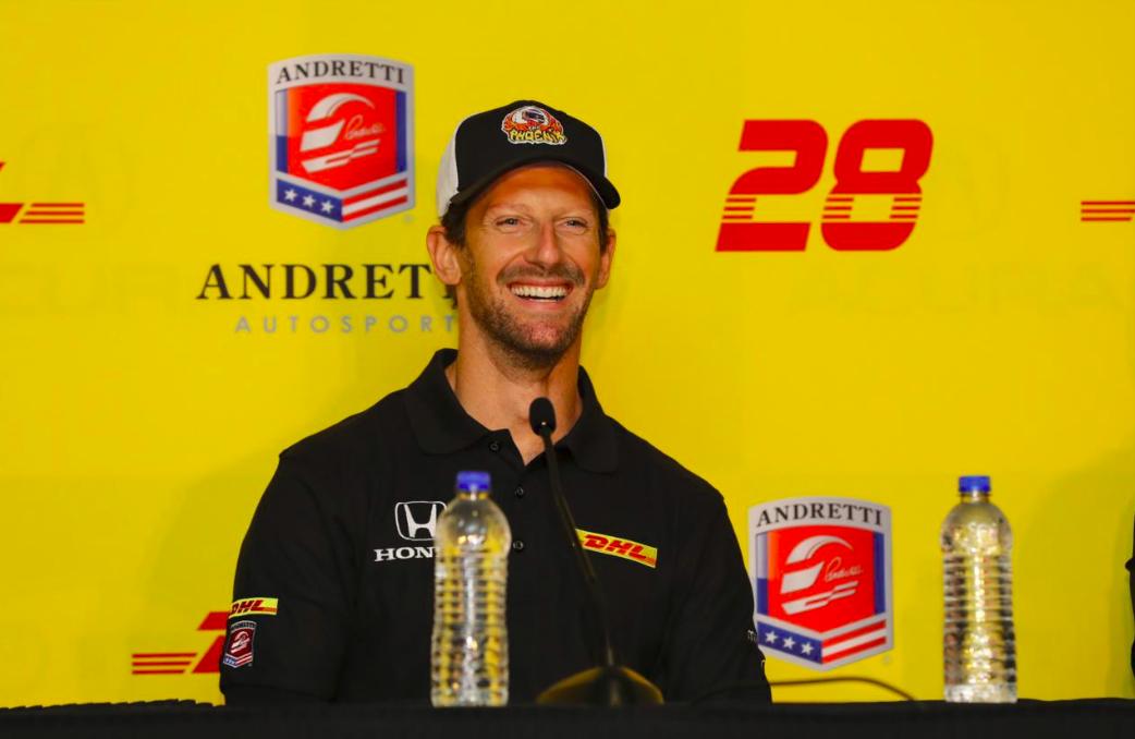 Grosjean: Az IndyCar a vezetés szabadságáról szó