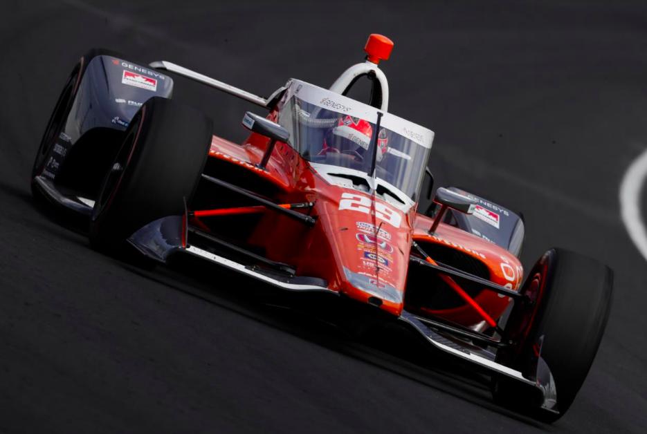 Indy 500/1. nap: Hinchcliffe az élen, Alonso a legjobb chevys