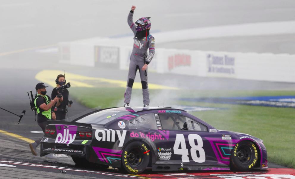NASCAR: 13 év után először nyert a Hendrick Motorsports Richmondon