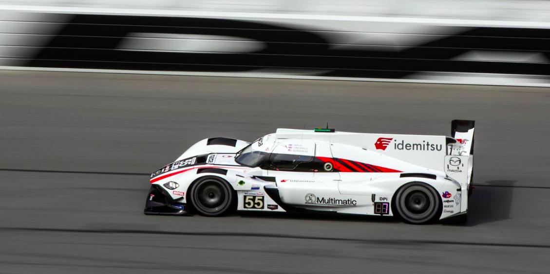 Daytona 24: Felipe Nasrékat megbüntették, ugrott a kvalifikációs verseny pole-ja