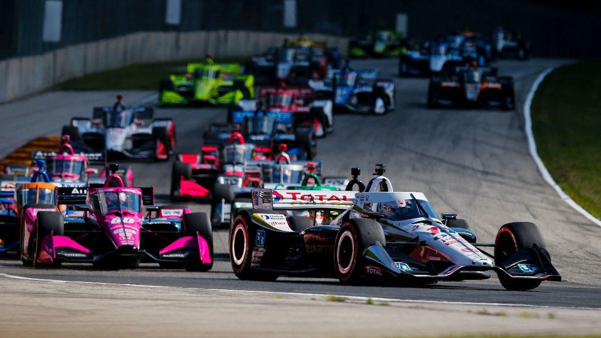 IndyCar: A hatóságok kezében van a Mid-Ohió-i duplaforduló sorsa