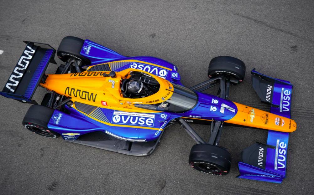 Stoffel Vandoorne is IndyCar-tesztet kaphat a McLarentől