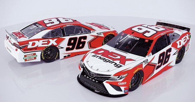 NASCAR: Bemutatkozik a Cup Seriesben Harrison Burton