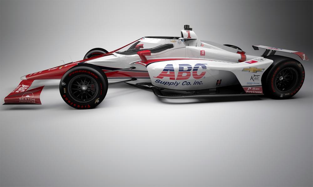 Indy 500: JR Hildebrand aláírt az AJ Foyt Racinghez