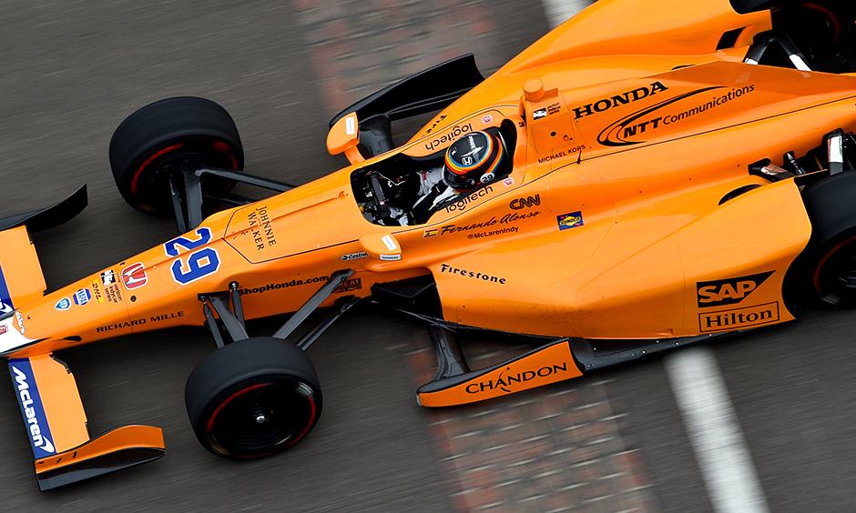Fernando Alonso jövő héten már az IndyCarban tesztel