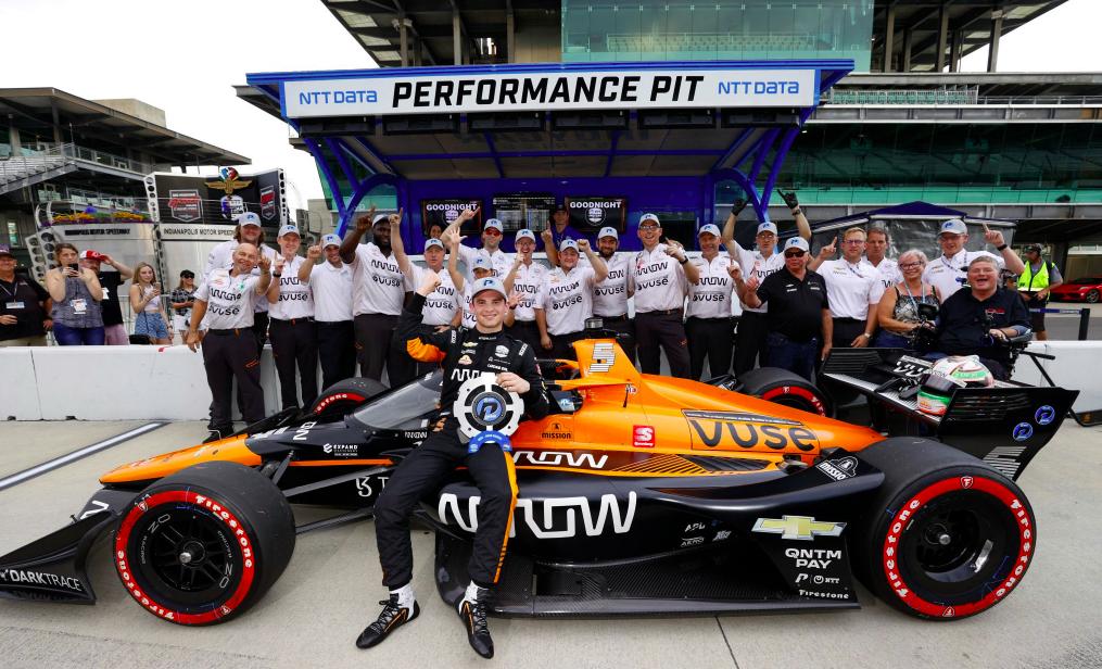 IndyCar: O'Wardé lett a pole a brutálisan szoros, indianapolisi kvalifikáción