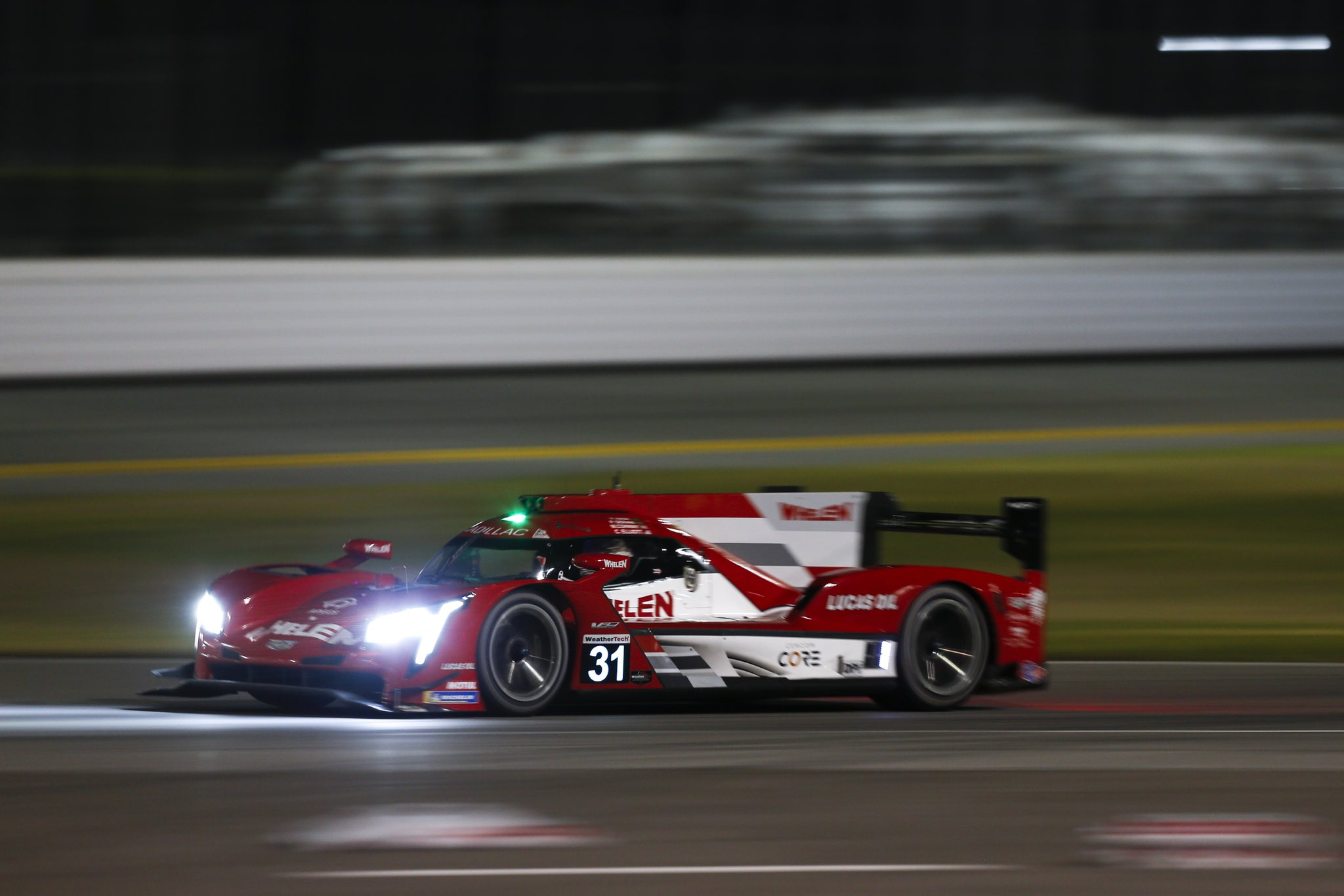 Az AXR-é lett a pole a Daytona 24 fennállásának első kvalifikációs futamán